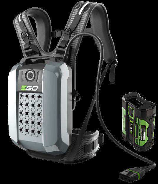 Power+ Professional-X nahrbtna baterija BAX1501 + nosilec in adapter